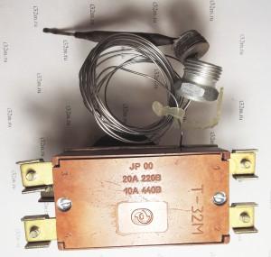 термореле т32м-05 вид сзади