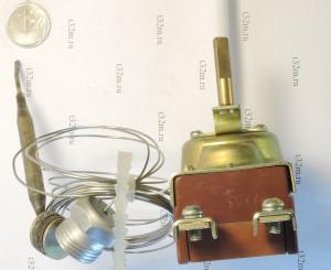термореле т32м-05, контакты подключения