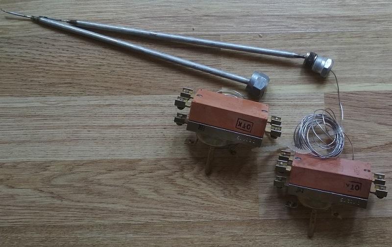 т32м-01 терморегулятор сравнение с т32м-02